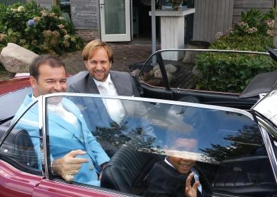 Peter van der Vorst bruiloft
